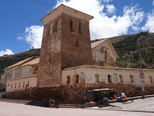 Route du baroque Andin