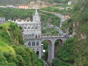 Basisilique 'Las Lajas'