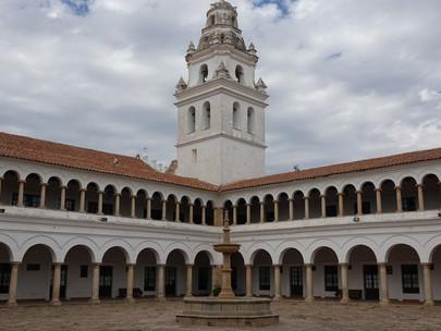 Sucre - La ville blanche