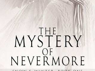 The Mystery of Nevermore AUDIO