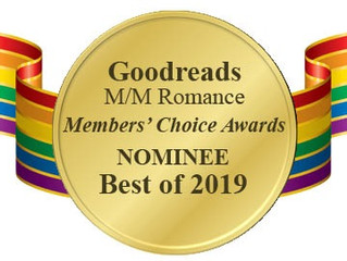 2019 Goodreads Awards