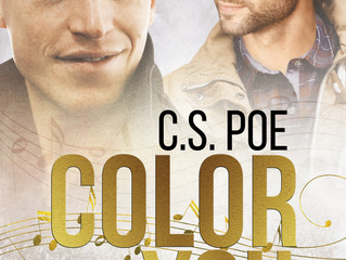 Book of the Month: Color of You