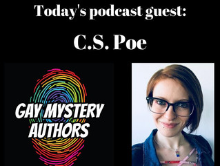 Guest with Gay Mystery Authors