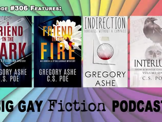Big Gay Fiction Podcast Interview