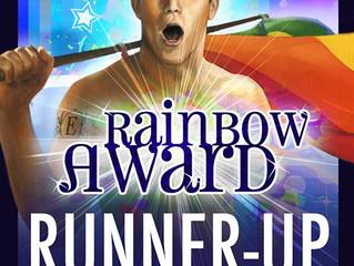 Runner Up in 2016 Rainbow Awards