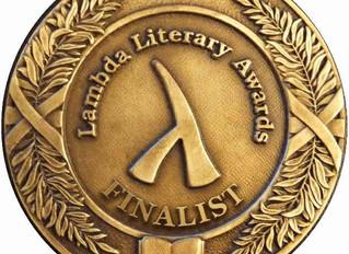Lambda Literary Finalist