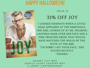 Joy on sale