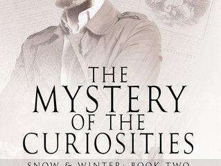 The Mystery of the Curiosities cover reveal