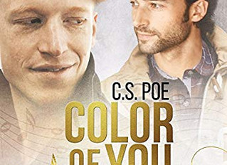 Release: Color of You audio