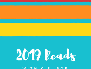 Monthly Reads with C.S. Poe