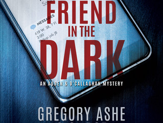 A Friend in the Dark audio