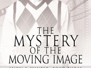 Cover reveal: The Mystery of the Moving Image