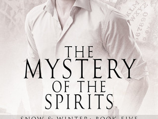 Pre-order: The Mystery of the Spirits