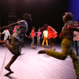 2015 Ecole Henri Wallon au Théâtre Victor Hugo