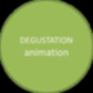 Organisation de dégustations et d'animation thématiques autour du vin