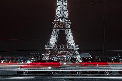Eiffel Tower Night2