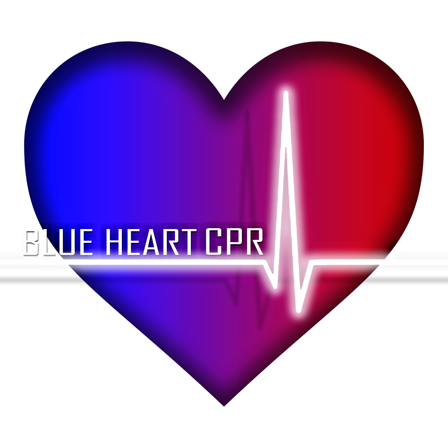 Blue Heart Cpr