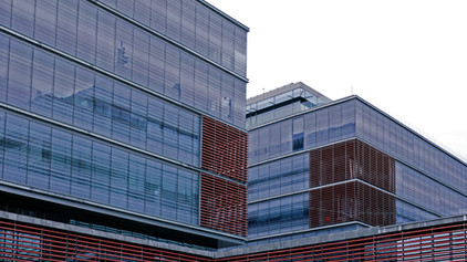 Extérieur d'un bâtiment