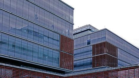 Exterior of a Building