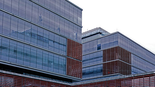 Exterior de um edifício