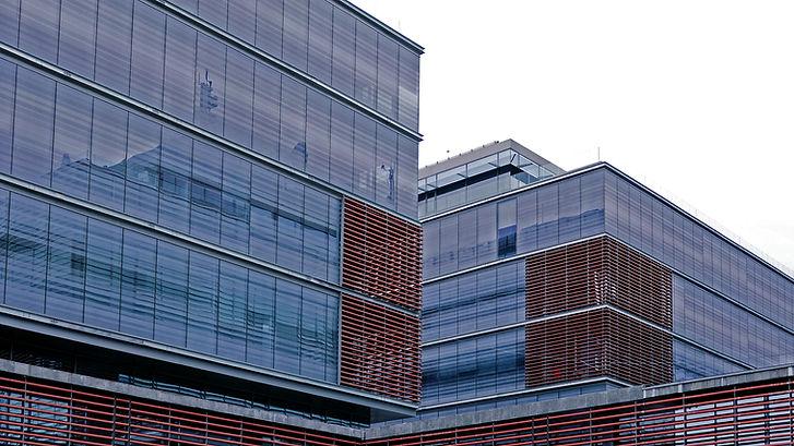 건물의 외관