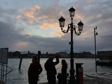 Xmas in Venice