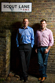 Mark and Gareth