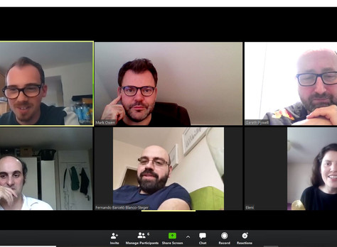 Remote working and Covid 19