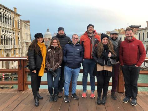 One winter in Venice