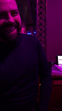 Fernando Barcelo Dancing