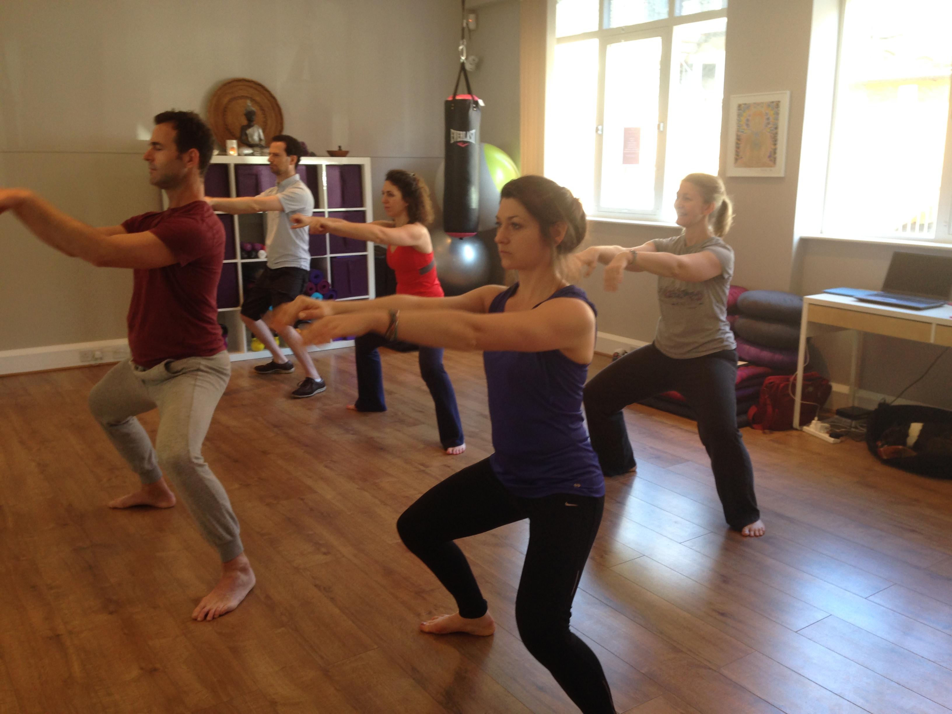 Spiraling Yoga