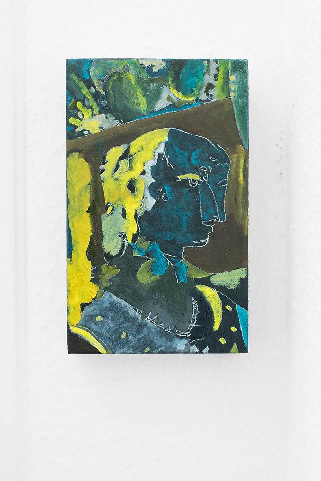 Lauren Coullard show at A.ROMY gallery
