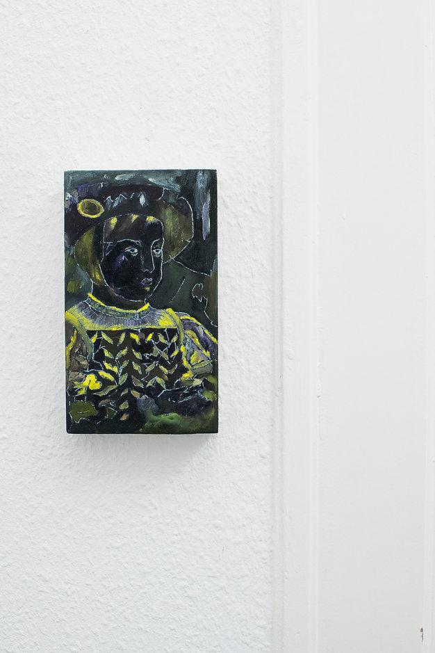 Lauren Coullard at A.ROMY gallery