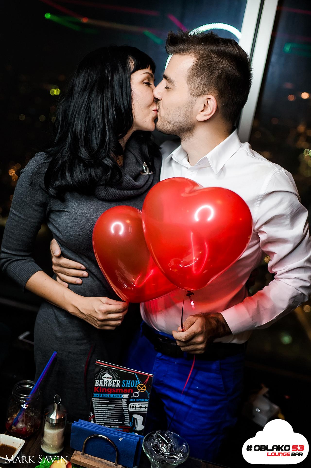 Фотоотчет Valentine's day