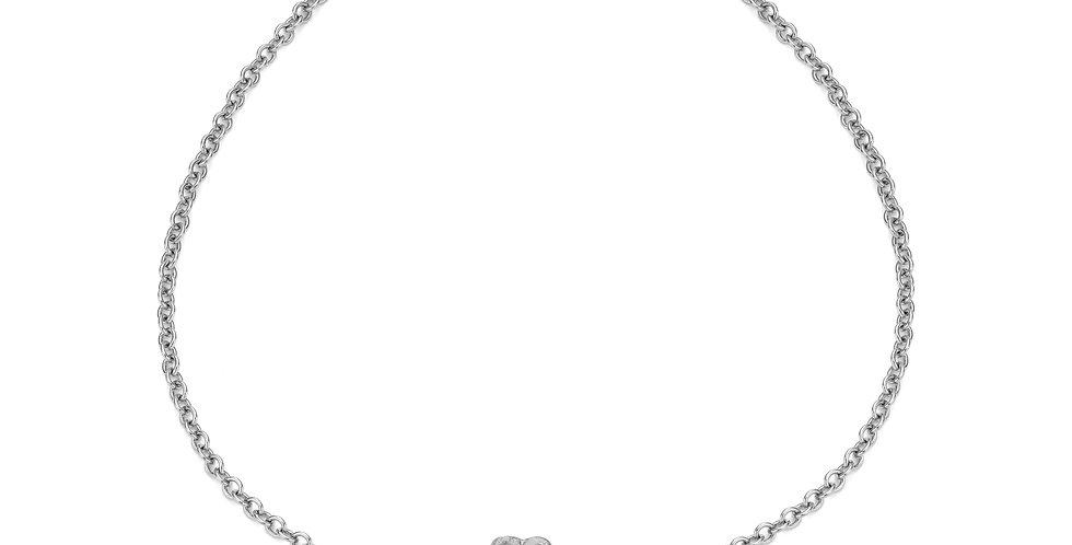 Celeste sterling silver bracelet