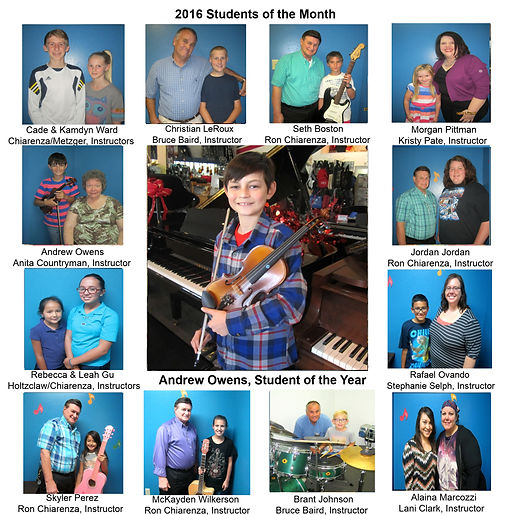 2016 Students of the Month 2PicMonkey Im