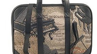 Piano Tapestry Briefcase