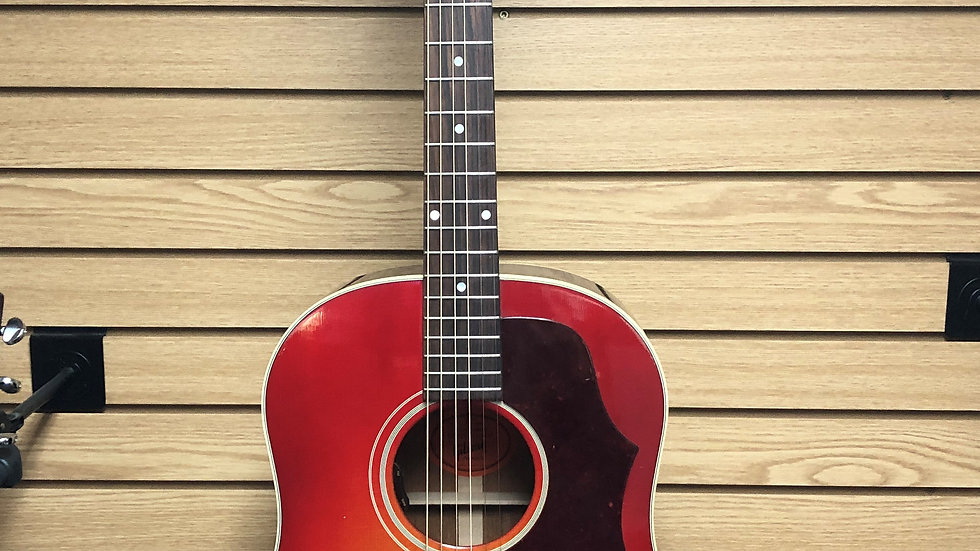 Used Gibson 1960's Reissue J-45 Acoustic Guitar