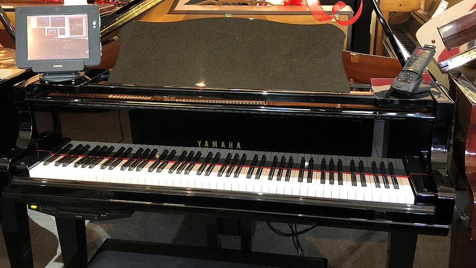 Used Yamaha Disklavier Player Grand Piano