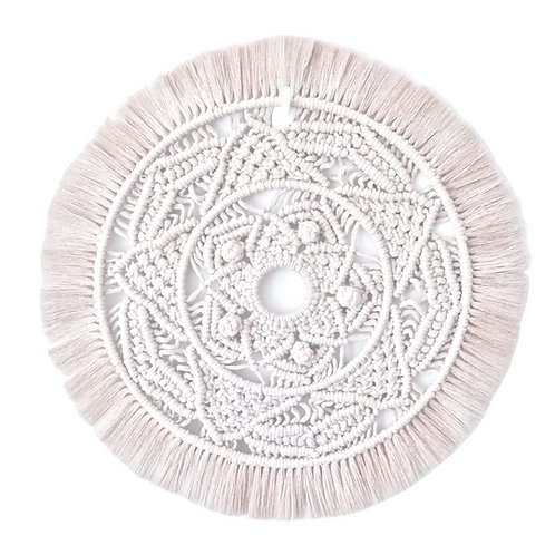 Macramé Mandala (medium)