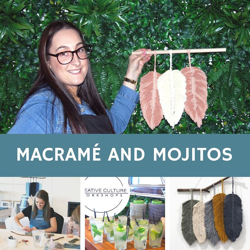 Macramé and Mojitos