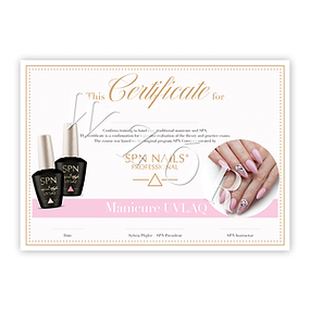 Certyfikat SPN - Manicure UVLaQ-300x150.