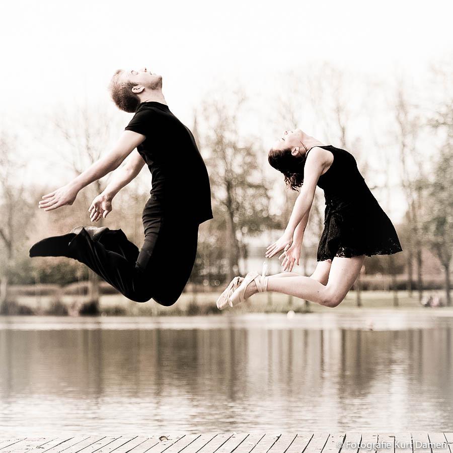 Fotoshoot dance