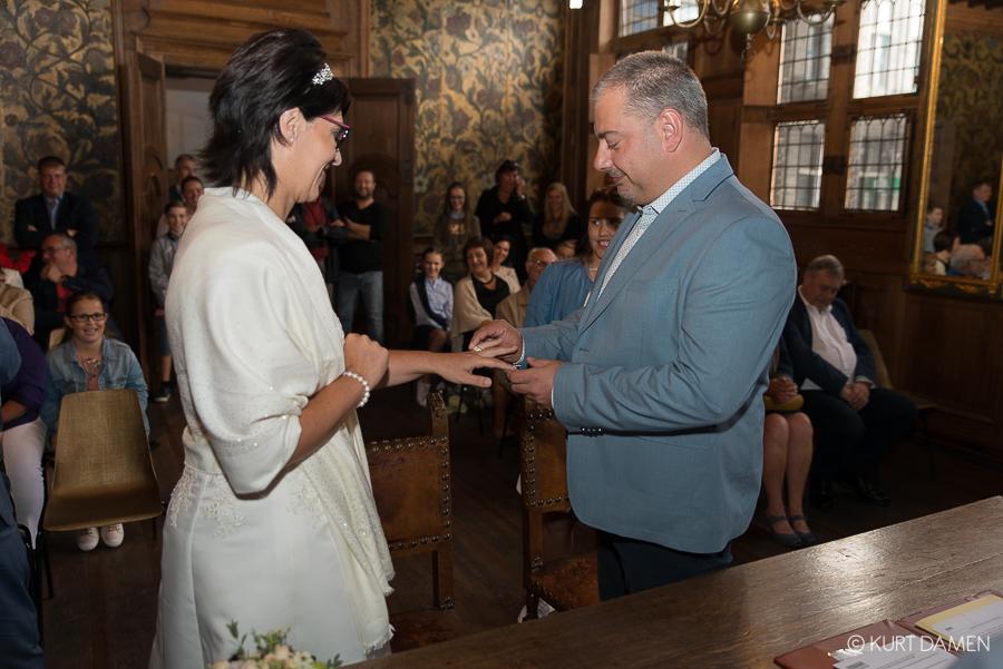 Huwelijks, trouw, fotograaf