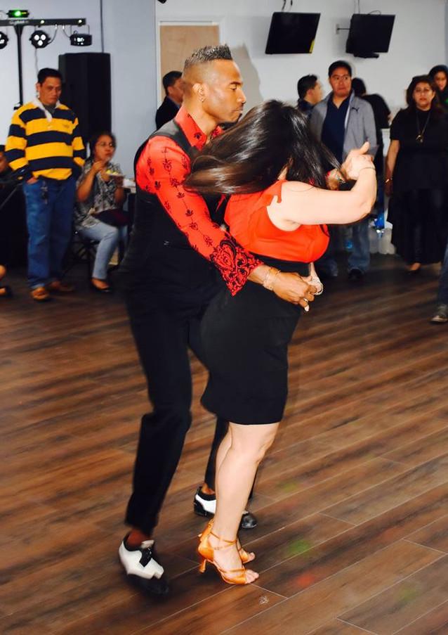 Salsa with Stephen
