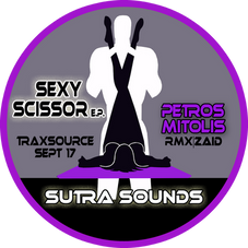 Sexy Scissors EP / Petros Mitolis