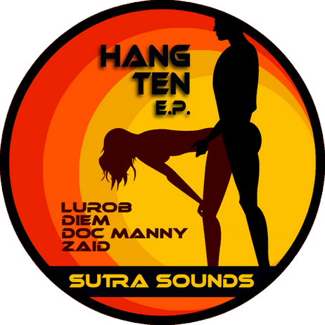 Hang-Ten EP / Various Artists