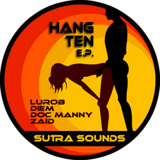 Hang-Ten EP / Various Artists
