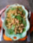 salade laotienne au poulet