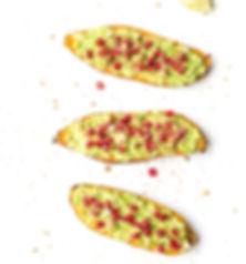veloute brocolis ricotta
